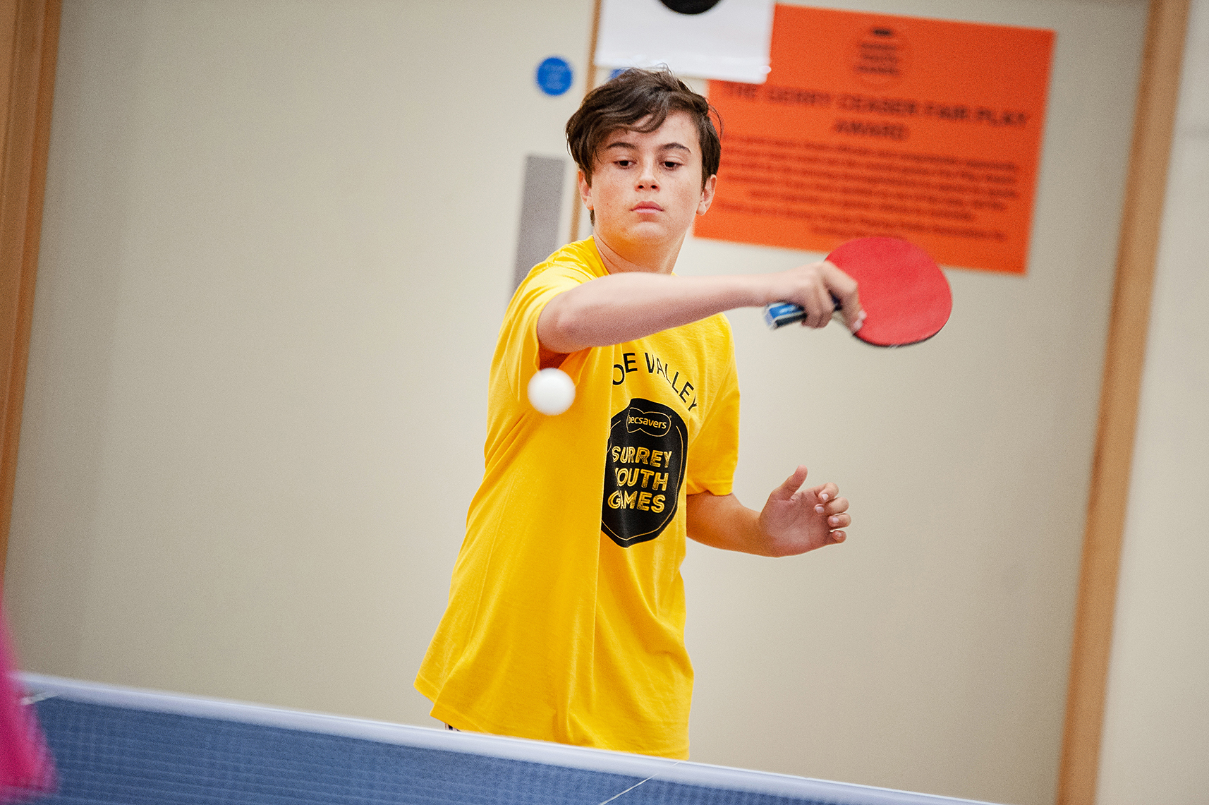 Young Sports Stars Shine for Team Mole Valley