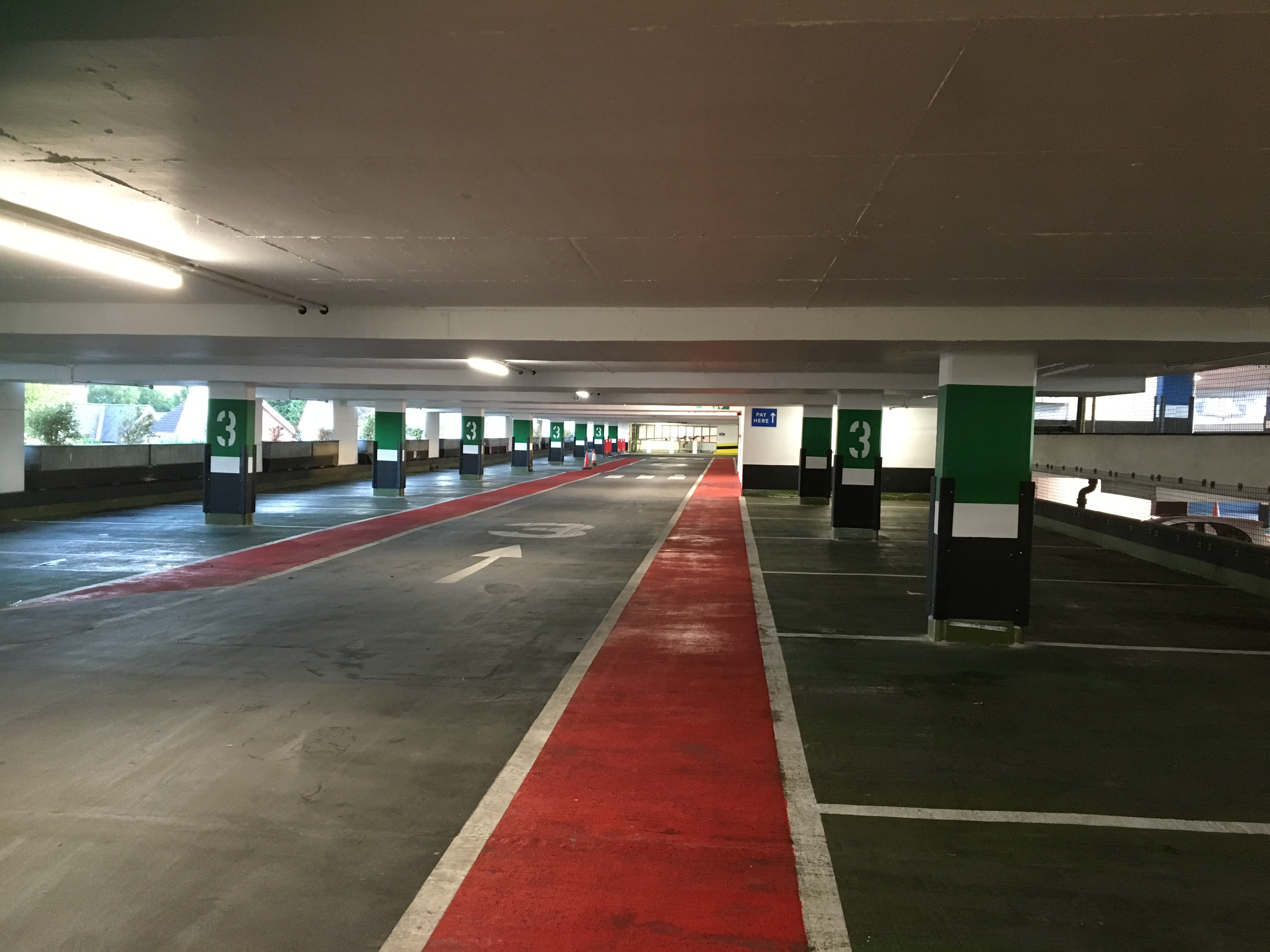 Swan Centre refurbishment – Phase Two begins