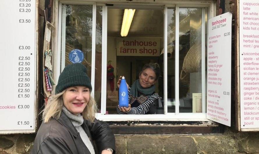 Mole Valley Refill Scheme on a High Having Achieved Sign-up Milestone