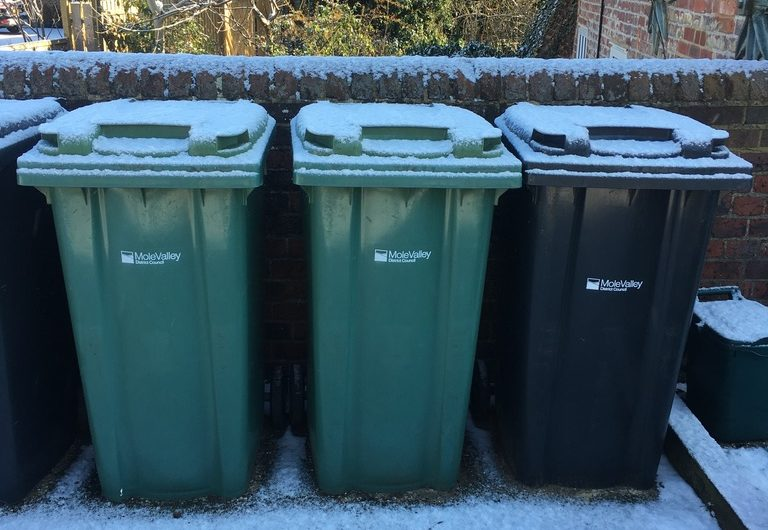 Festive Waste and Recycling Change to Collection Days