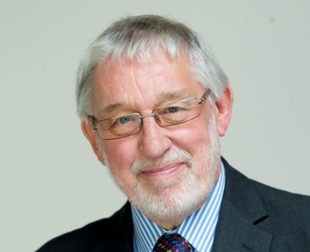 Leader of Mole Valley District Council Councillor Stephen Cooksey