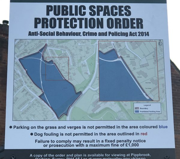 Public Spaces Protection Order Introduced at Cotmandene