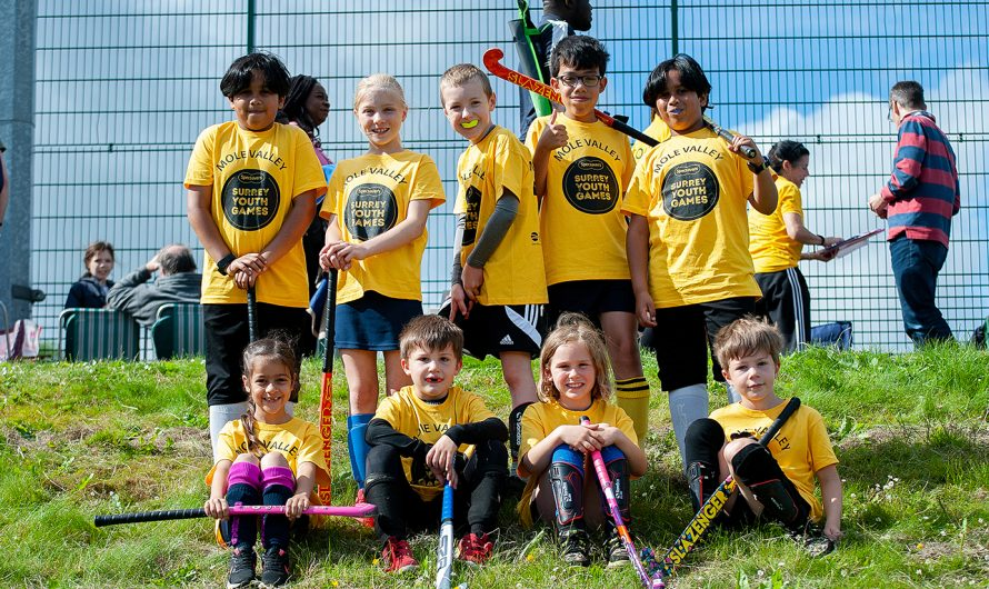 Registration Opens for Mole Valley's Free Sports Sessions