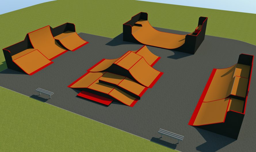 Skate Park Installation to Begin at Leatherhead Leisure Centre