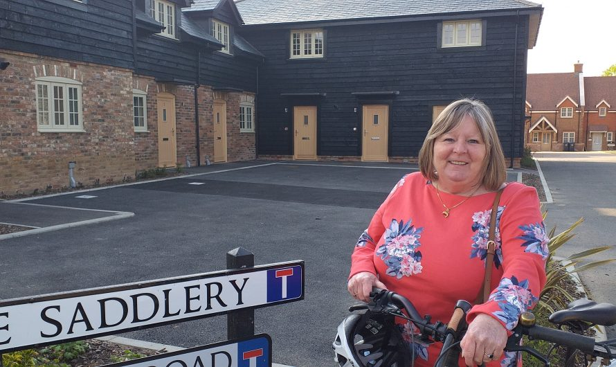 Mole Valley District Council's Partnership with Mount Green Housing Association Delivers New Affordable Homes
