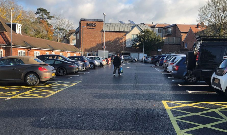 Mole Valley Car Parks Remain Free in June