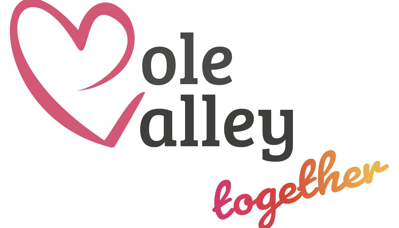 Mole Valley Together Logo