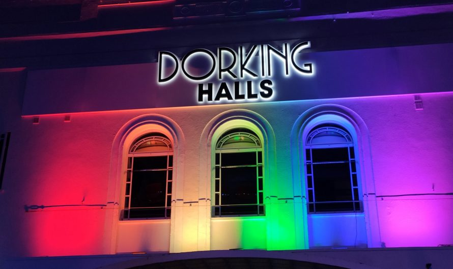 Dorking Halls' Cinema Reopens on Saturday 4 July with Trolls, The Invisible Man, Onward and Military Wives
